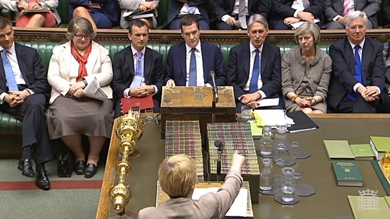 Angela Eagle at PMQs